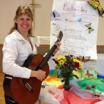 Flying Butterflies and Beautiful Flowers an Intergenerational Music Therapy Program