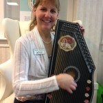 Becky Watson Angel Harp