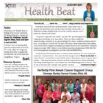 Health Beat Newsletter AUGUST 2017