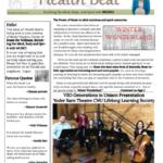 Music For Wellness January 2018 Newsletter
